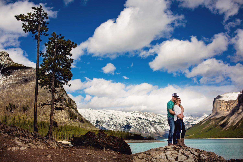sesja zaręczynowa w kanadzie i zdjęcia zaręczynowe kanada