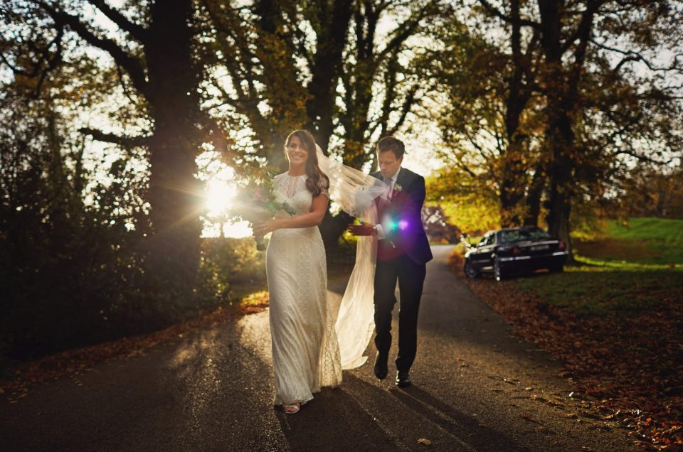 Kate & Patrick, Virginia Park Lodge, Irlandia
