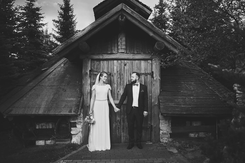 Ślub Karoliny i Piotra w okolicach Rybnika na Śląsku