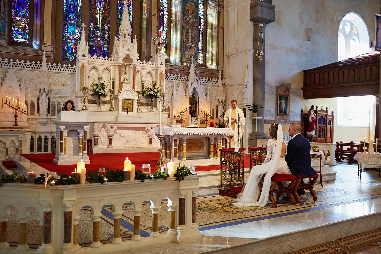 Ślub w uroczej Irlandii