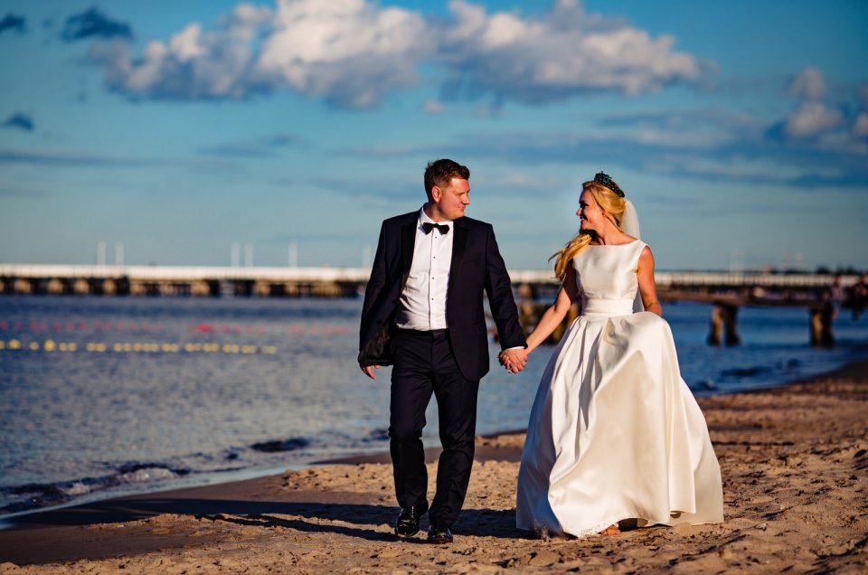 zdjęcia ślubne zatoka sztuki sopot